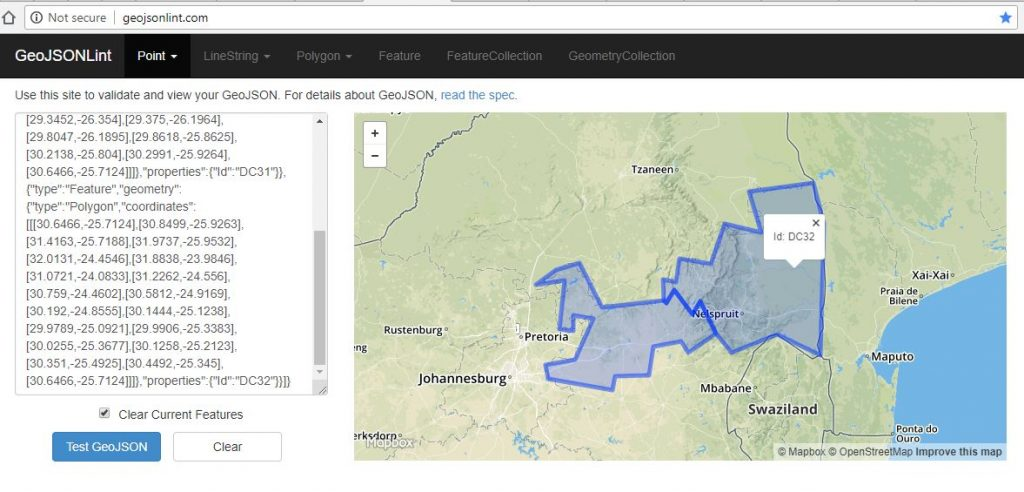 Simplifying Spatial Data while Preserving Topologies in C#